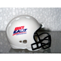 Micro Casco Pocket Colegial Big East Conference Maa