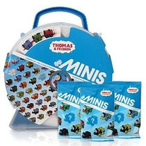 Thomas & Friends Minis Coleccionistas Playwheel Caso De Alma