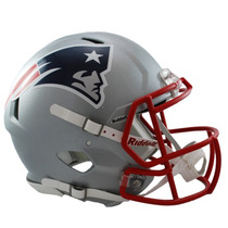 Casco Nfl New England Patriots Speed On Field Nuevo
