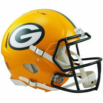 Casco Nfl Green Bay Packers Riddell Revolution Speed