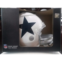 Casco Botanero Nfl Retro Cowboys Vaqueros Dallas