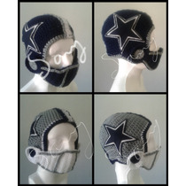 Casco Tejido Nfl. Dallas Cowboys Vaqueros