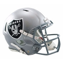 Casco Nfl Oakland Raiders Riddell Revolution Speed
