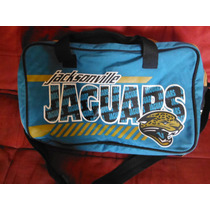 Maleta Jacksonville Jaguars Nfl Football Retro Sports