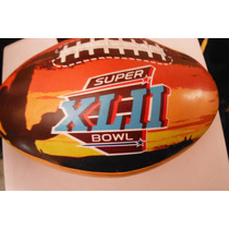 Balon Super Bowl 42 Patriots Vs Giants Arizona Nfl Sports