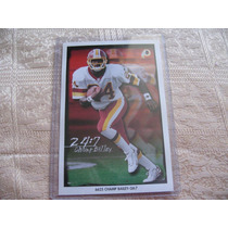 1990´s Costacos Promo Mini Poster Champ Bailey 24 7