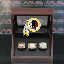 Nfl Washington Redskins Super Bowl Set Anillos De Campeonato