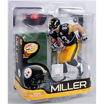 Mcfarlane Nfl Heath Miller Pittsburgh Steelers Serie 27 2011