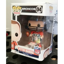 Figura Funko Pop Peyton Manning. Denver Broncos