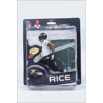Mcfarlane Nfl - Ray Rice Cuervos Baltimore Serie 32 Bronce