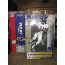 Nfl Mcfarlane Jamal Lewis Baltimore Ravens Jersey Blanco