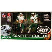 Mark Sanchez & Shonn Greene New York Jets Maa