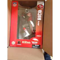 Jerry Rice Figura 12 Pulgadas 49ers San Francisco