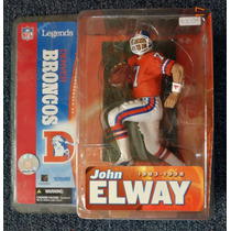 John Elway Nfl Legends Serie 1 Mcfarlane 2005