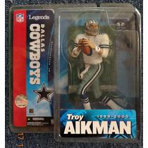 Troy Aikman Nfl Legends Serie 1 Mcfarlane 2005