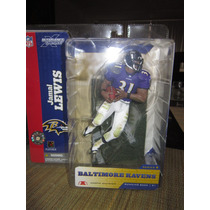 Nfl Mcfarlane Jamal Lewis Baltimore Ravens Jersey Purpura