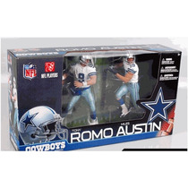 Tony Romo & Miles Austin Dallas Cowboys Pack