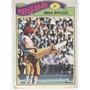 1977 Topps Mexican Mike Bragg Pieles Rojas De Washington