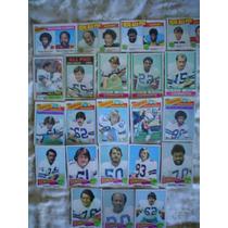22 Tarjetas De Vaqueros De Dallas De 1974 75 76 Y 77