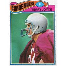 1977 Topps Mexican Terry Joyce Cardenales De San Luis