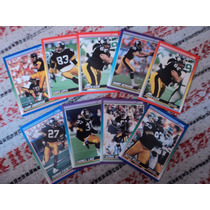 Nfl Fan_steelers_set 9 Tjas Score No Repetidas