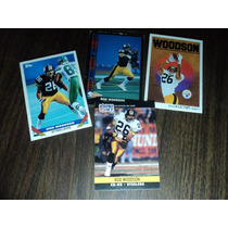 Nfl Fan Steelers 4tjas Rod Woodson-2 Diferentes