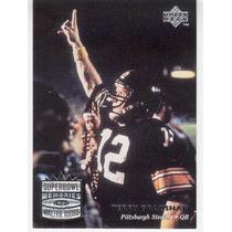 1997 Upper Deck Legends Memories Terry Bradshaw Steelers