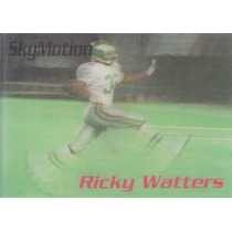 1996 Skymotion Ricky Watters Rb Philadelphia Eagles