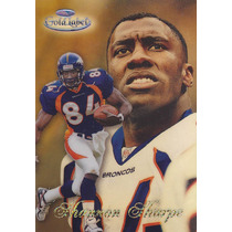 1998 Topps Gold Black Label Shannon Sharpe Te Broncos
