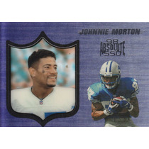 1998 Absolute Ssd Johnnie Morton Wr Lions