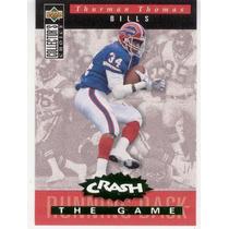 1994 Col Choice Crash The Game Thurman Thomas Bills