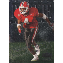 1999 Metal Universe Rookie Champ Bailey Cb Redskins