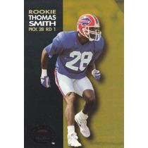 1993 Skybox Premium Rookie Thomas Smith Cb Bills