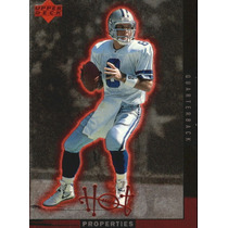Troy Aikman / K Collins Hot Properties 96 Cowboys $8dls Rnt