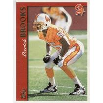 1997 Topps Derrick Brooks Tampa Bay Buccaneers