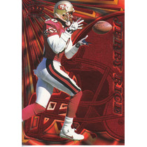 1997 Pacific Dynagon Red Jerry Rice Wr 49ers