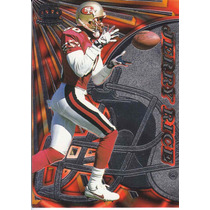 1997 Pacific Dynagon Silver Jerry Rice Wr 49ers