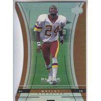 1999 Black Diamond Cut Champ Bailey Rookie Wash Redskins