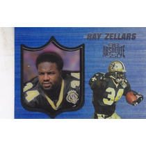 1998 Absolute Ssd Ray Zellars Rb Saints