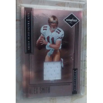 Alex Smith Tarj C Jersey Limited 2006 49ers Rnt