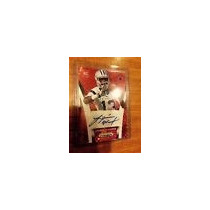 L´damian Washington Tarj C Autografo 2014 49ers/cowboys Rnt