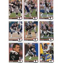 1991 Upper Deck Complete Set Atlanta Falcons