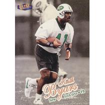 1998 Fleer Ultra Gold Medallion Keith Byars Fb Jets