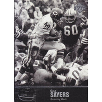 1997 Upper Deck Legends Gale Sayers Rb Bears