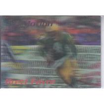 1996 Skybox Skymotion Brett Favre Qb Packers