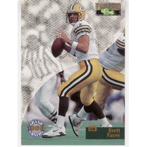 1995 Pro Line Grand Gainers Brett Favre Packers