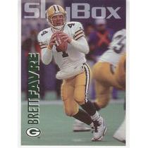 1993 Skybox Impact Brett Favre Green Bay Packers