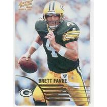 1995 Action Packed Rookies & Stars Brett Favre Packers