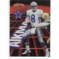 1994 Starflics Troy Aikman Dallas Cowboys