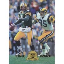 1996 Edge President Reserve Time Warp Brett Favre Youngblood